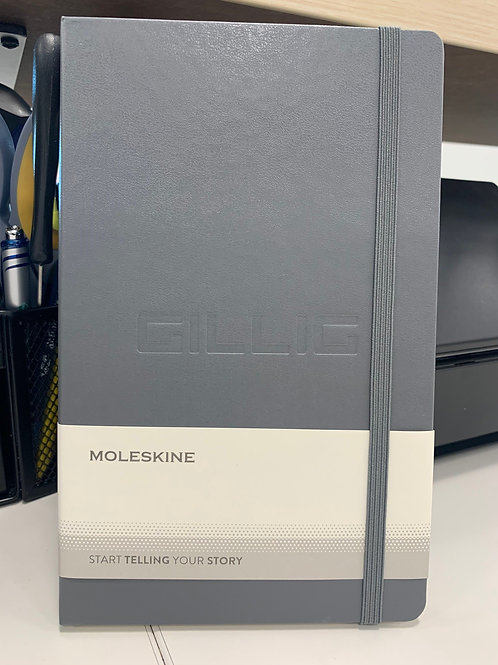 GILLIG Moleskine Notebook
