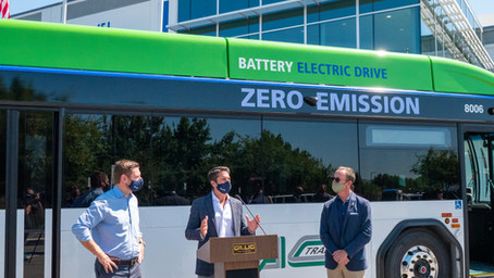 Swalwell Discusses a New Bill Aimed to Support Electric Vehicles