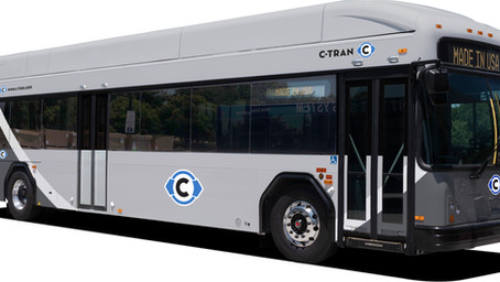 C-Tran Adding 8 GILLIG Battery-Electric Buses
