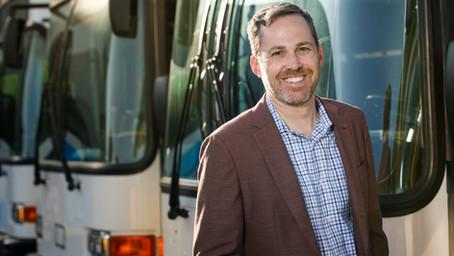 "2019 ""40 Under 40"" Award: Benjamin Grunat, Director, Product Planning & Strategy, GILLIG"