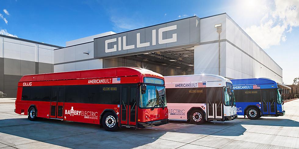 Battery Electric Bus Showcase
