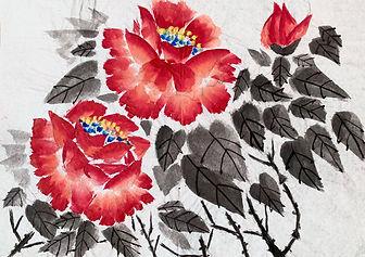 Art_Xinming Luo_Crimson Peony.jpg