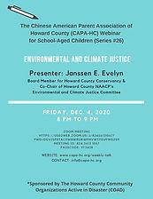 CAPA Educational Talk 26 Janssen Evelyn