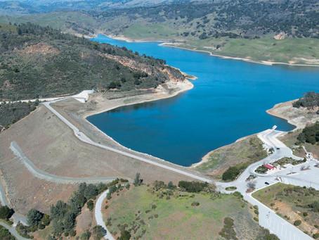 Anderson Dam Seismic Retrofit - Reservoir Bank and Rim Stability