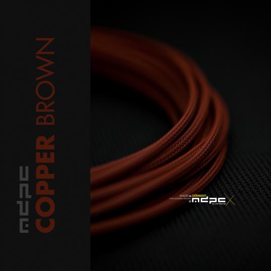 Copper brown