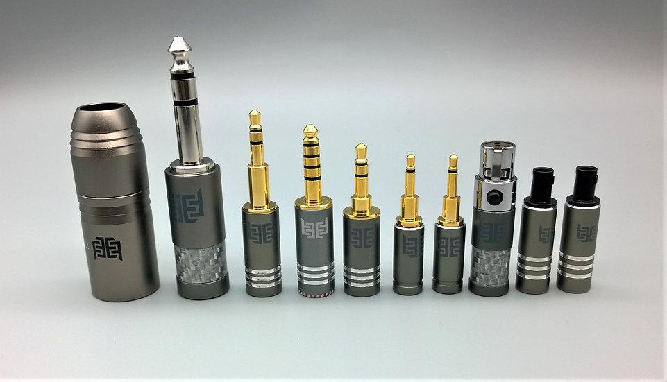Eidolic connectors
