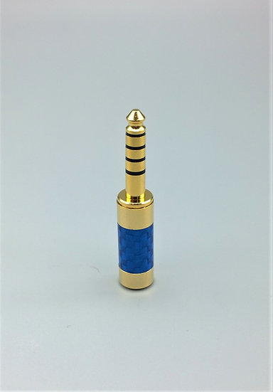 4.4mm balanced jack blue
