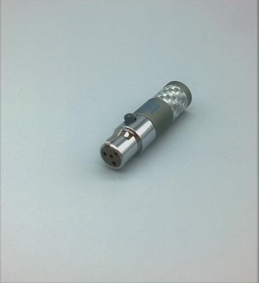 Eidolic 4 pin mini XLR