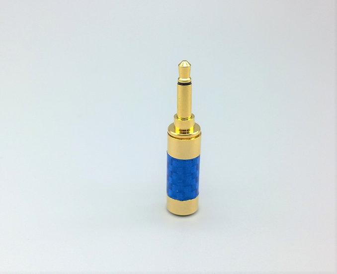 3.5mm mono carbon fibre blue not suitable for Beyerdynamic T5p and T1