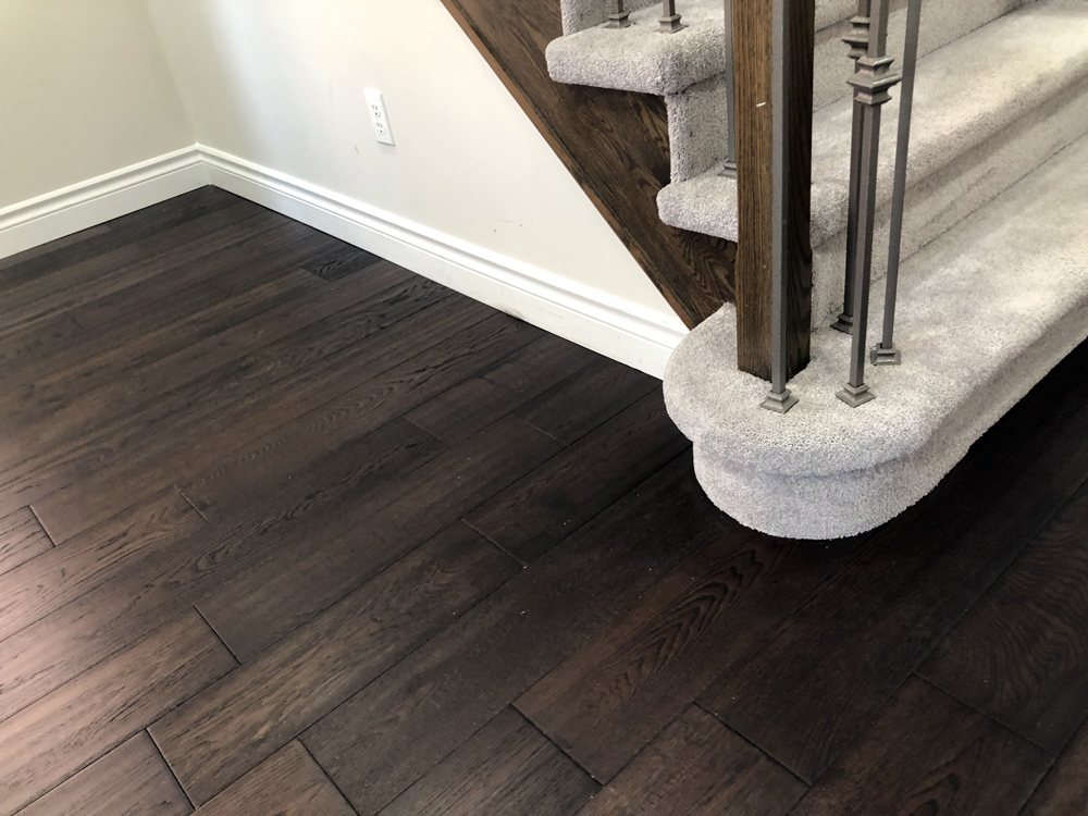 Oshawa - Engineered Flooring