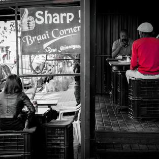 TOP 25 - Soweto Brai Shop, Dwight Morgan