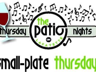 Small-Plate Thursdays