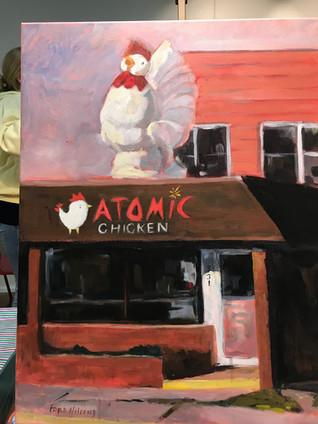 Atomic Chicken