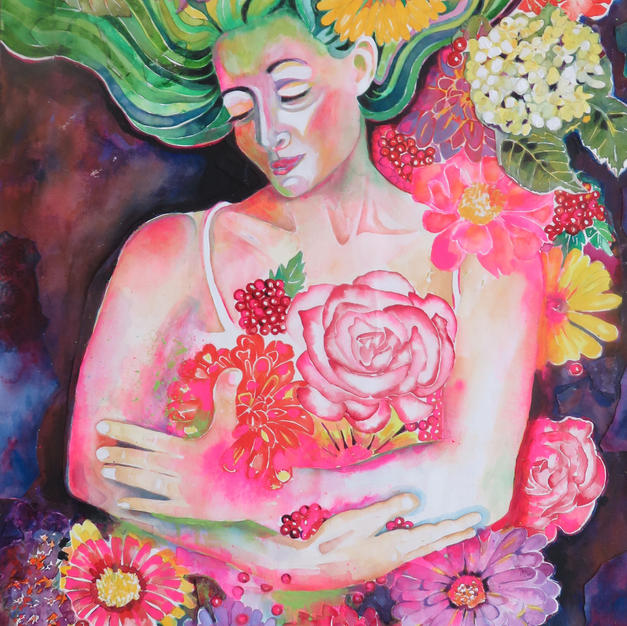 Life-Holding On and Letting Go, Susan Lori Emerling