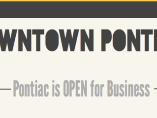 Pontiac is OPEN for Business