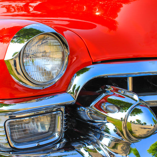 Red Cadillac, Barry Kluczyk