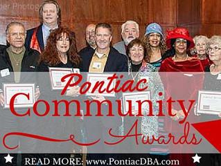 Pontiac honors those volunteers that make the city shine
