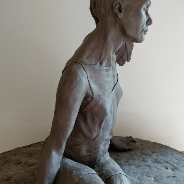 Contemplation, Mary Dudek