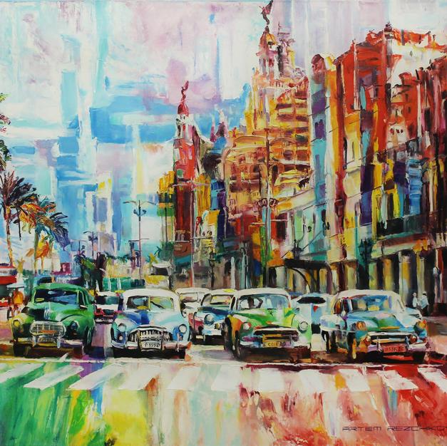 Havanna Race, Artem Rezchikov