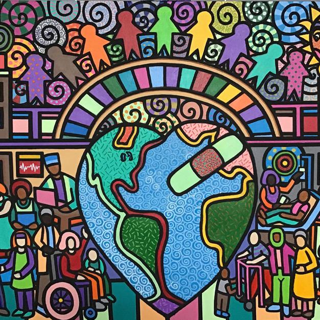 Heal The World, Daniel Cascardo