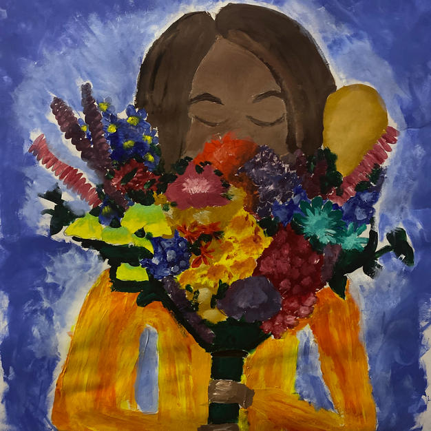 'Flowers' By Jasmine Hensler