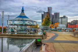 Carousel Detroit