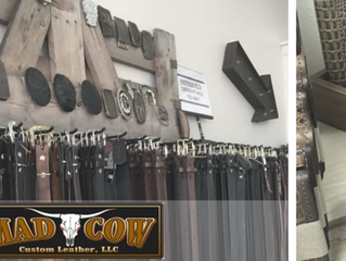 Mad Cow Custom Leather - home grown local