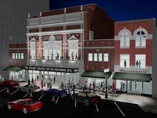 Pontiac's Strand Theatre plans to open next year