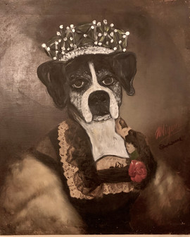 The Queen's Royal Mascot
