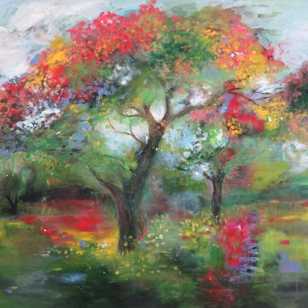Letting Loose In The Garden, Susan Lori Emerling