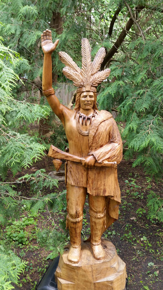 Pontiac, Warrior Chief