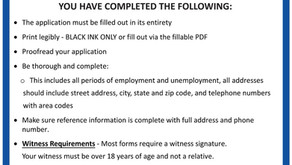 Applying?