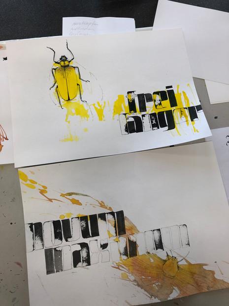 Sandra Chiocchetti Making of