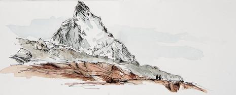 skizzieren.ch, Sandra Chiocchetti, Galerie MENSCH & NATUR