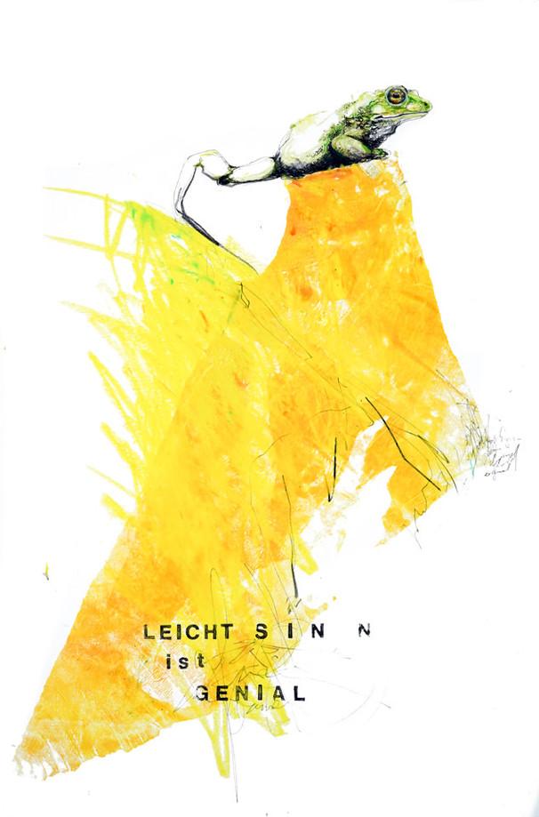 skizzieren.ch, Sandra Chiocchetti, Galerie KRIECHT & FLIEGT