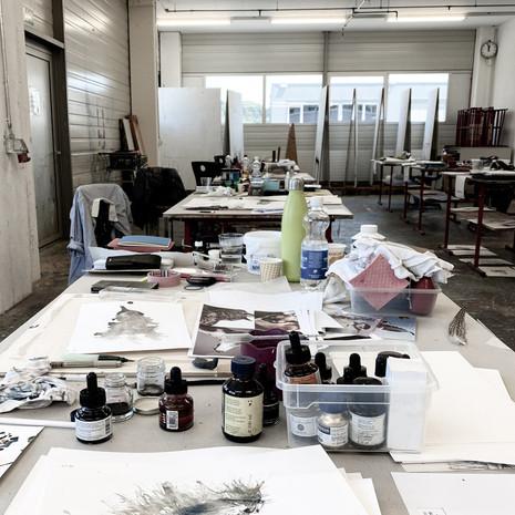boesner workshop Sandra Chiocchetti 2020