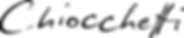 CHIOCCHETTI