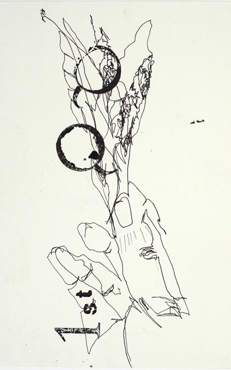 skizzieren.ch, Sandra Chiocchetti, Galerie SPRICHT & GRÜNT