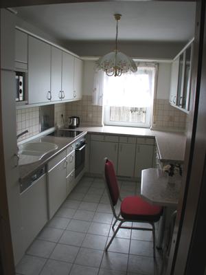 3 Zimmer Wohnung Küche