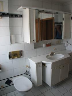 3 Zimmer Wohnung Bad