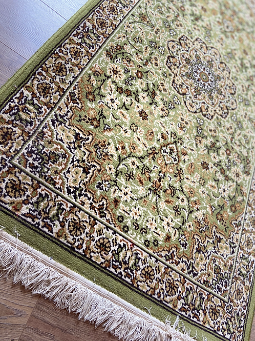 Green Antique rug