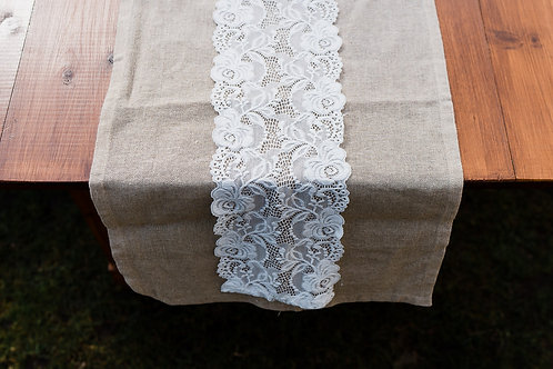 Vintage Lace Table Runners