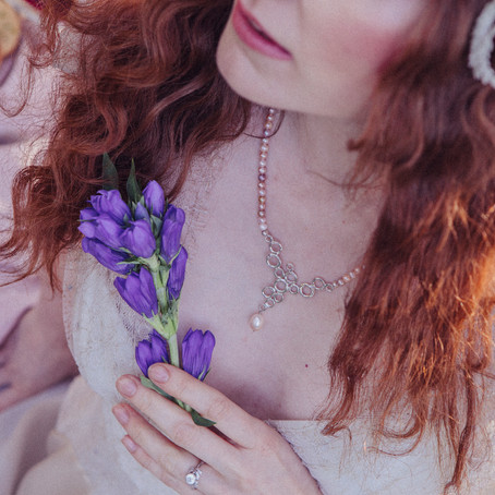 Ophelia - A conceptual  Styled Shoot