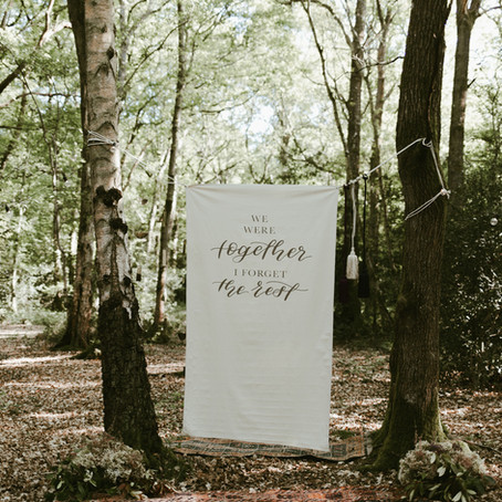How to scale back your wedding without having to compromise.