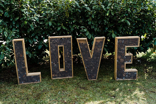3ft Love Letters