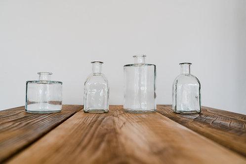 Glass Bottle - Clear