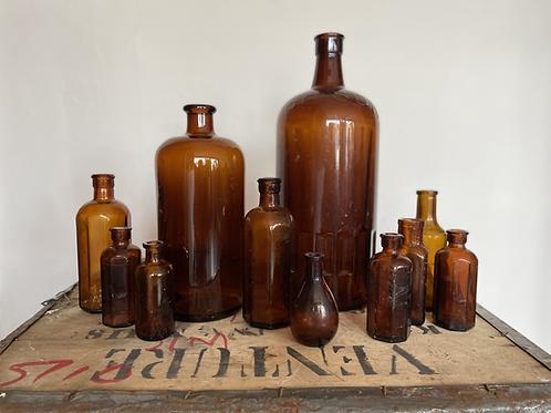 SmallBrown Bottles
