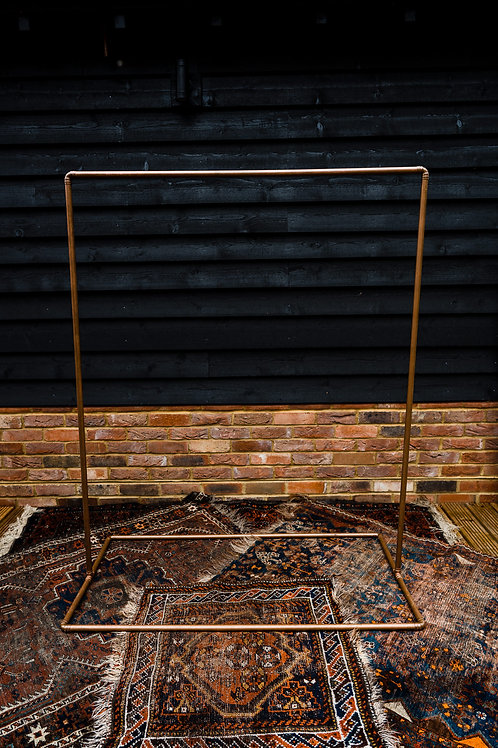 Copper Backdrop - 5ft