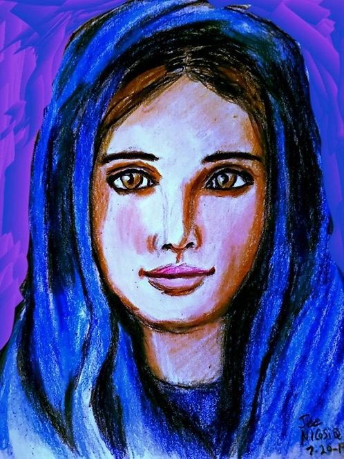 The Beautiful Virgin Mary