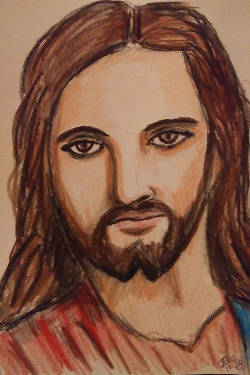 Jesus Most Patient